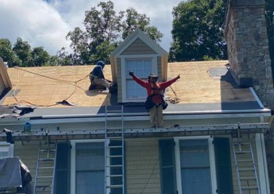 Brewster, NY, CertainTeed Belmont Roofing Project