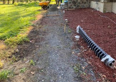 Paver Walkway Project in Yorktown Heights, NY
