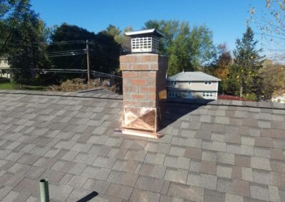 Roof Installation Project in Chappaqua, NY